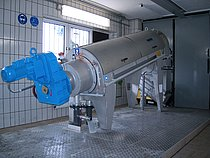 ROTAMAT® Screw Press RoS 3Q